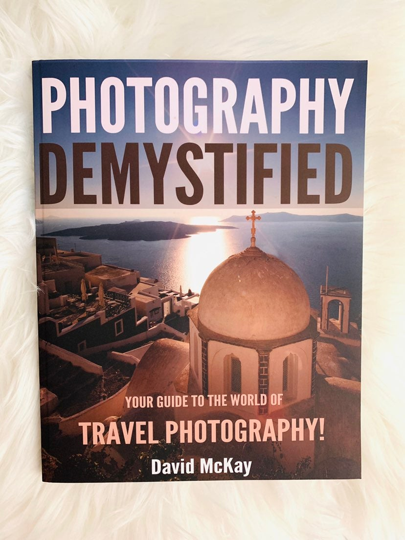 Photography demystified guide travel