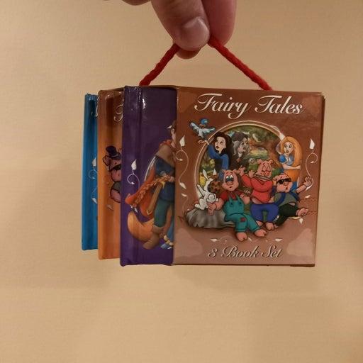 Fairy Tales 3 Book Set