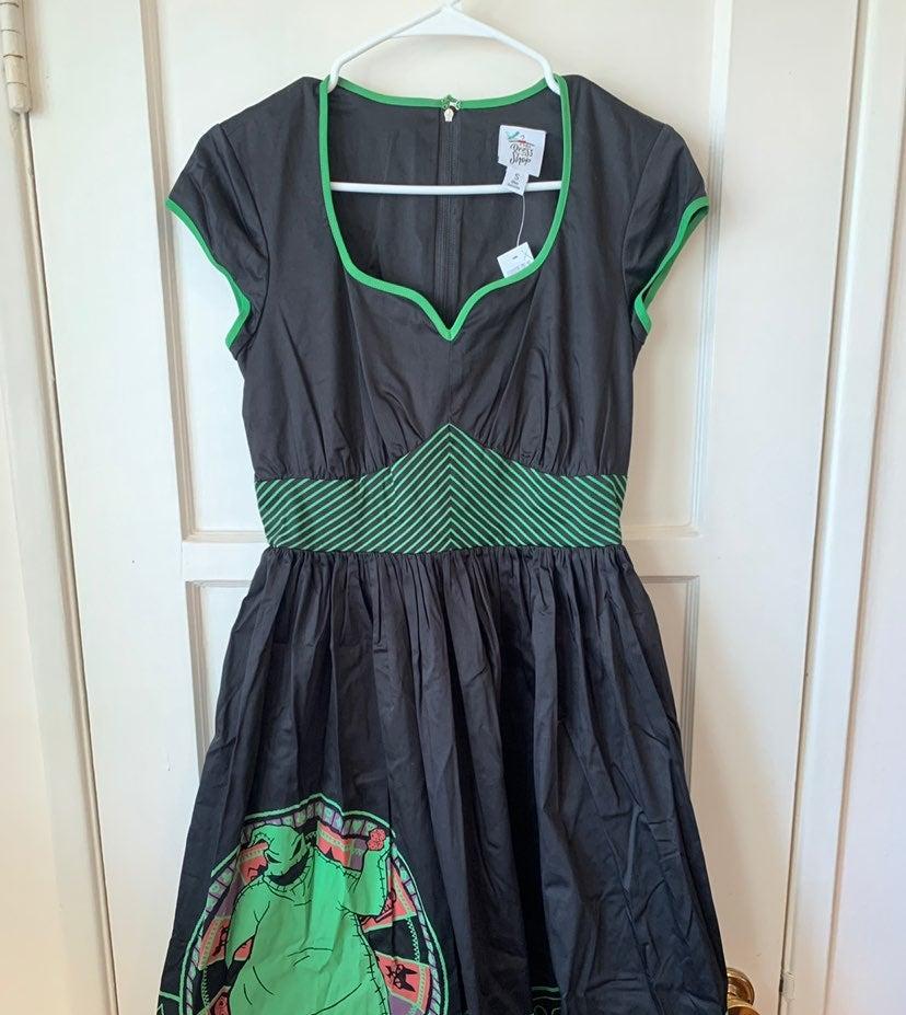 Disney Dress Shop Oogie Boogie dress