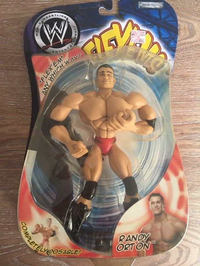 Randy Orton Flexems Action Figure