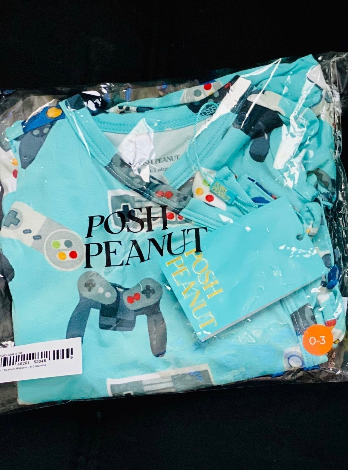 NEW Posh Peanut Gamer top and bottom set