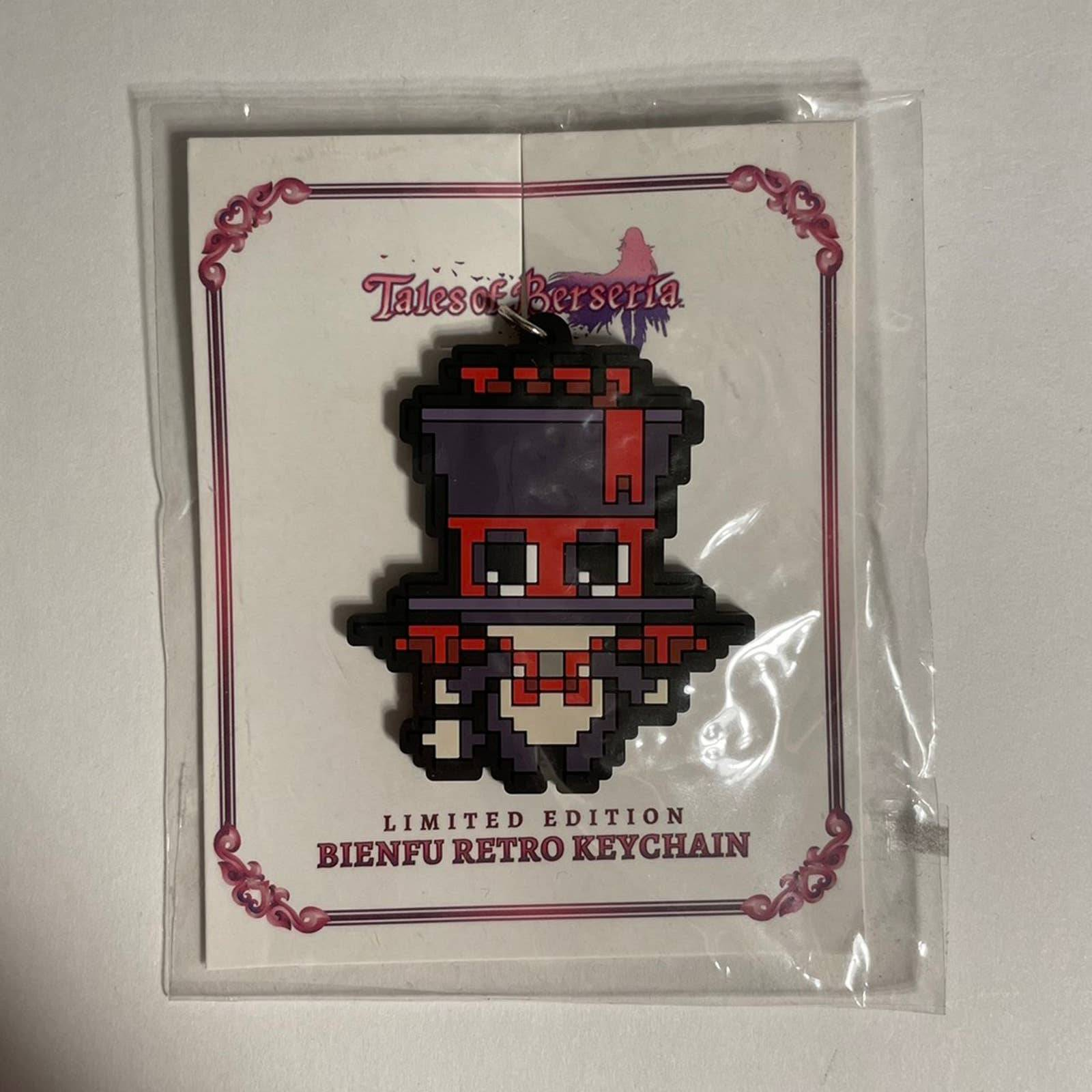 Tales of berseria keychain limited