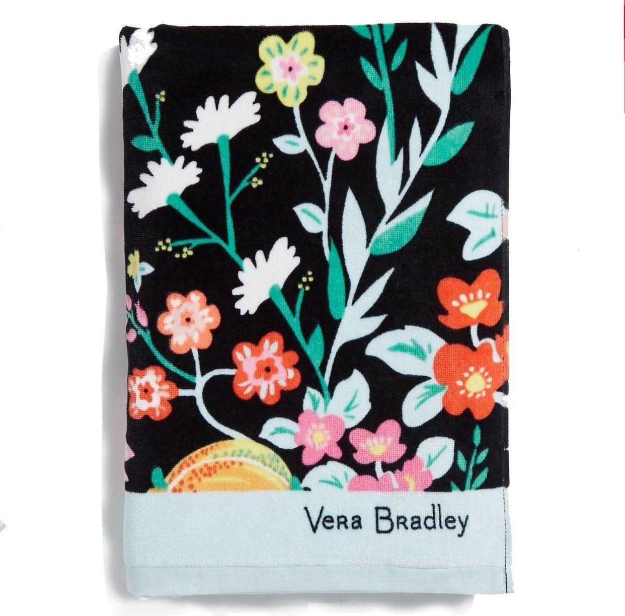 NWT Vera Bradley Beach Towel