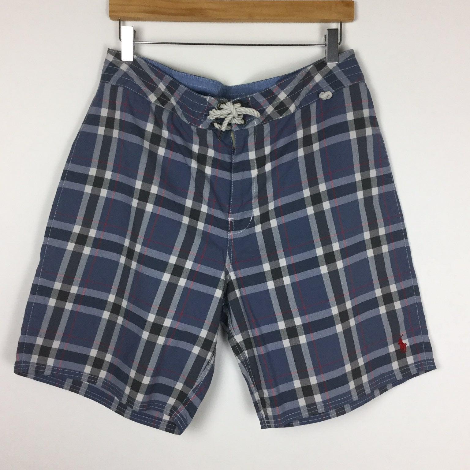 Polo By Ralph Lauren Trunks Size 34