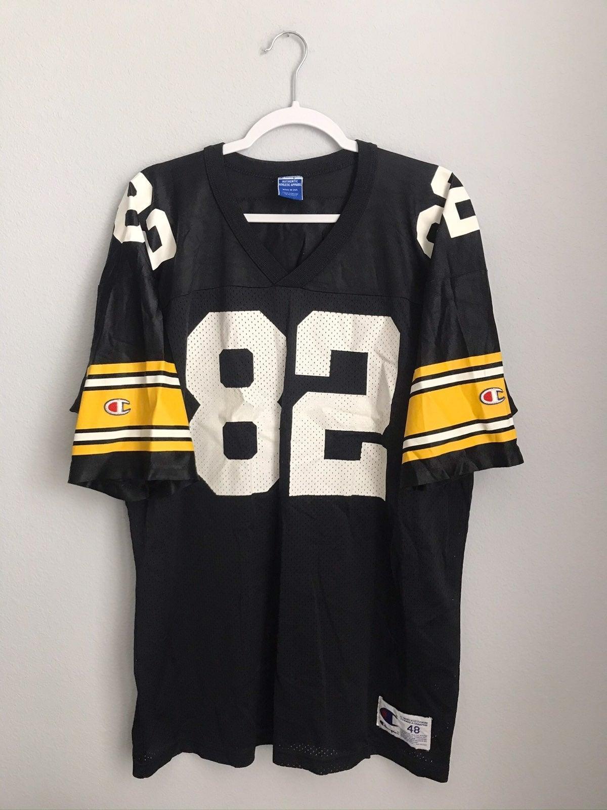 Vintage Pittsburgh Steelers Jersey