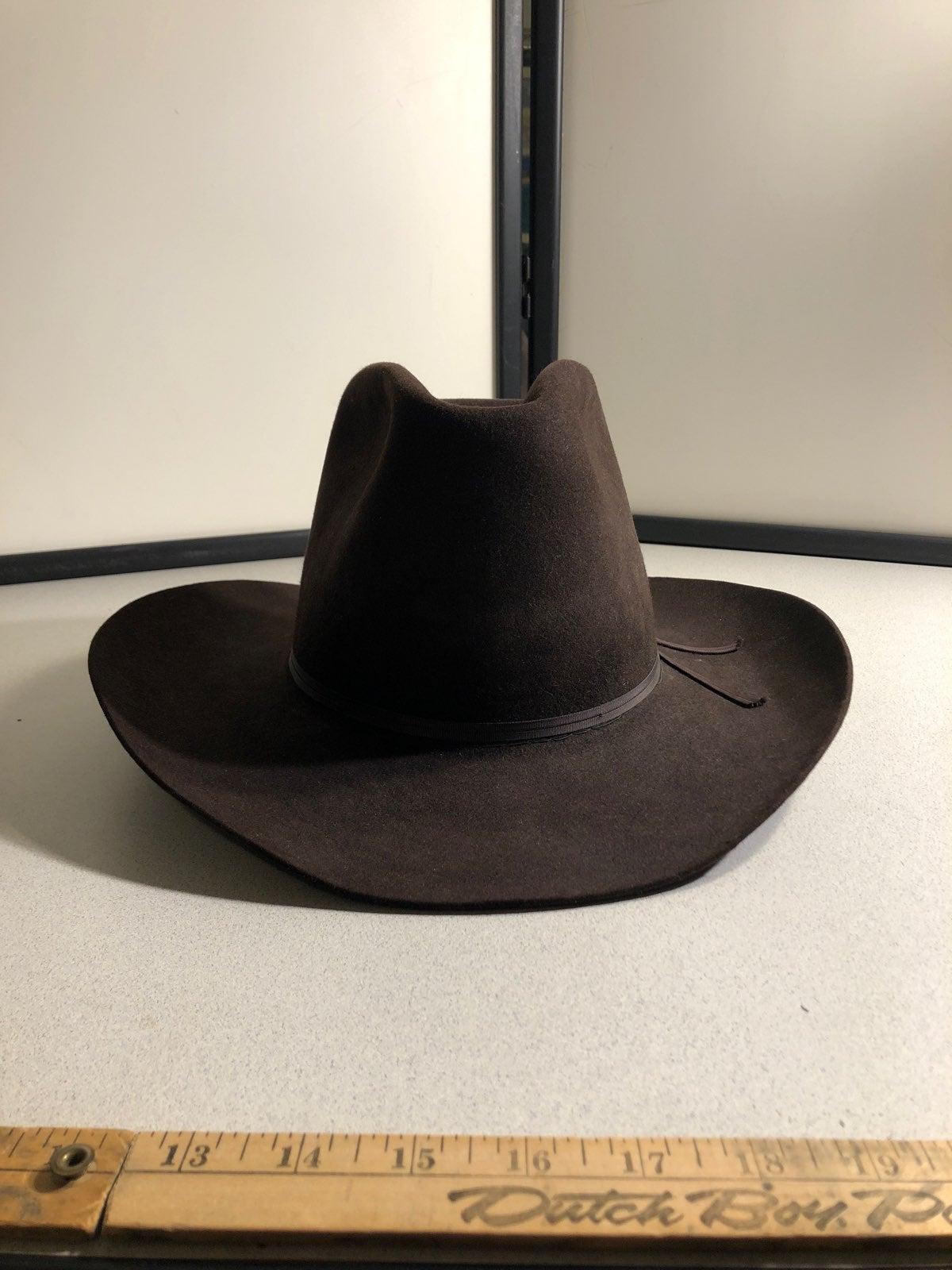 Resistol Cowboy Hat Western Horse Rodeo