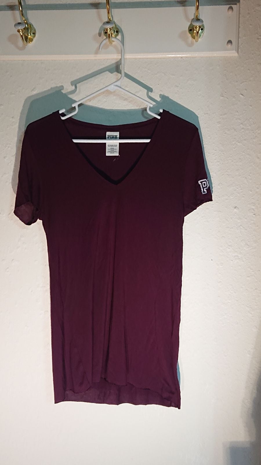 VS pink T Shirt size small