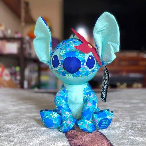 stitch crashes Disney little mermaid