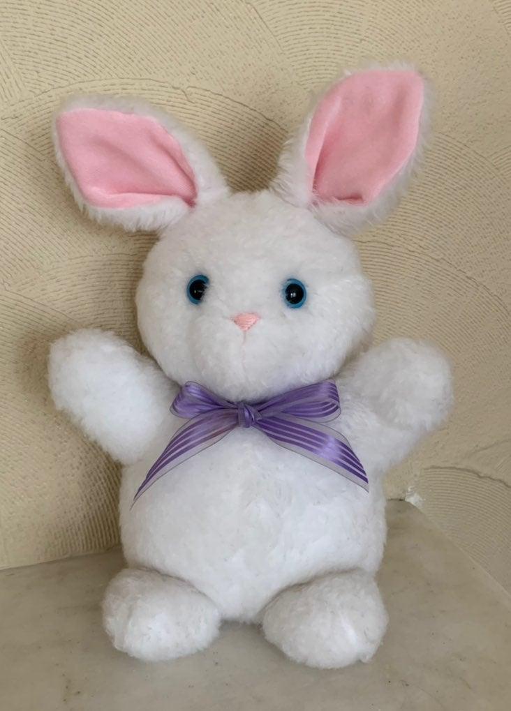 Cute Plush Handmade Rabbit Bunny Stuffed
