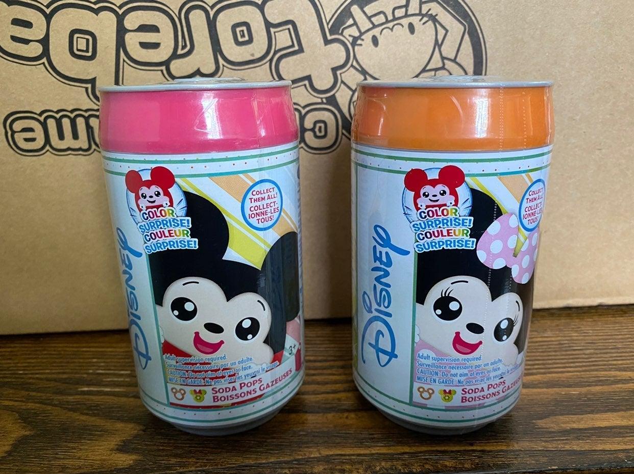 Disney Soda Can Plush (2-Pack)