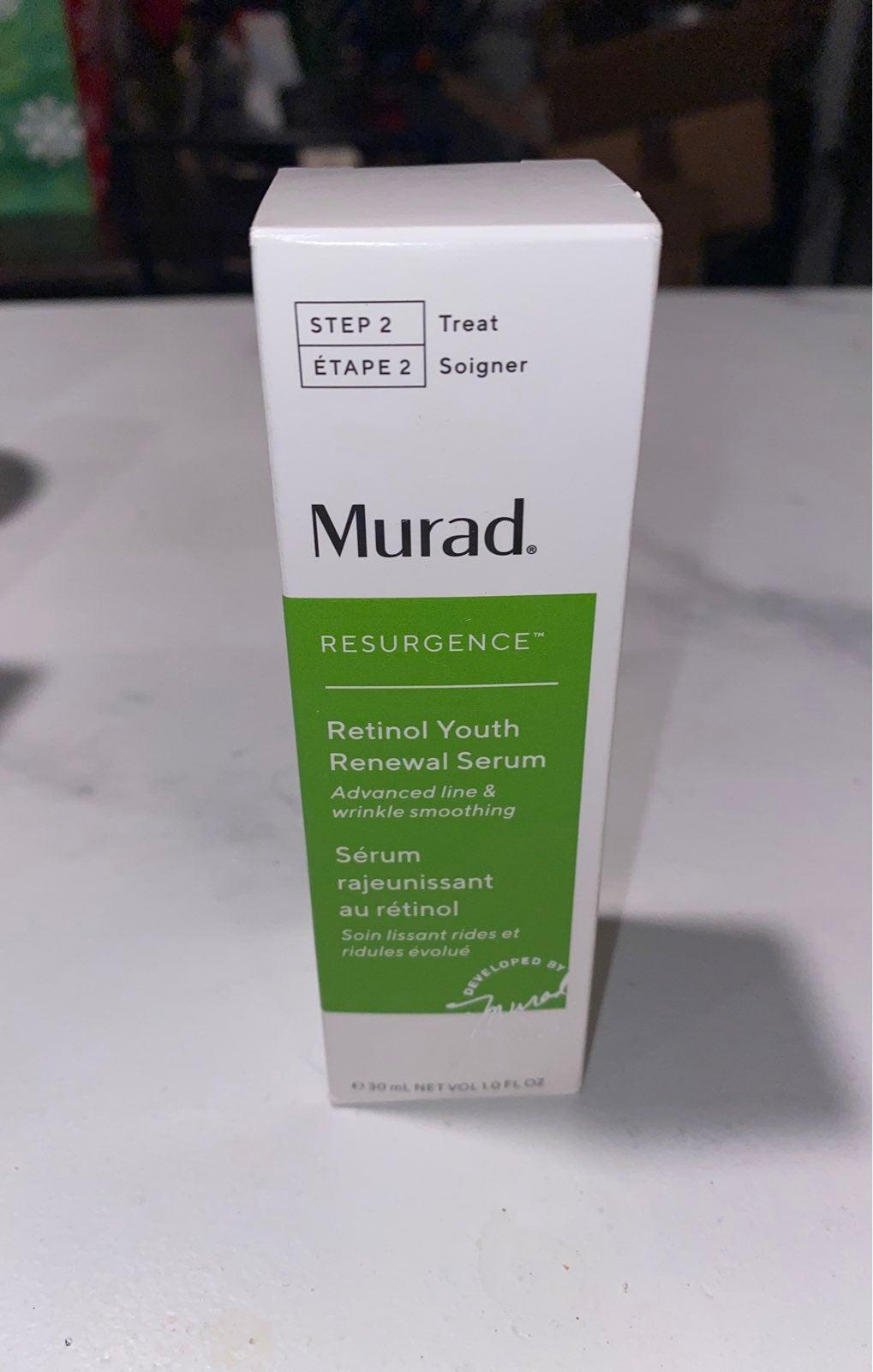 murad resurgence retinol youth renewal s
