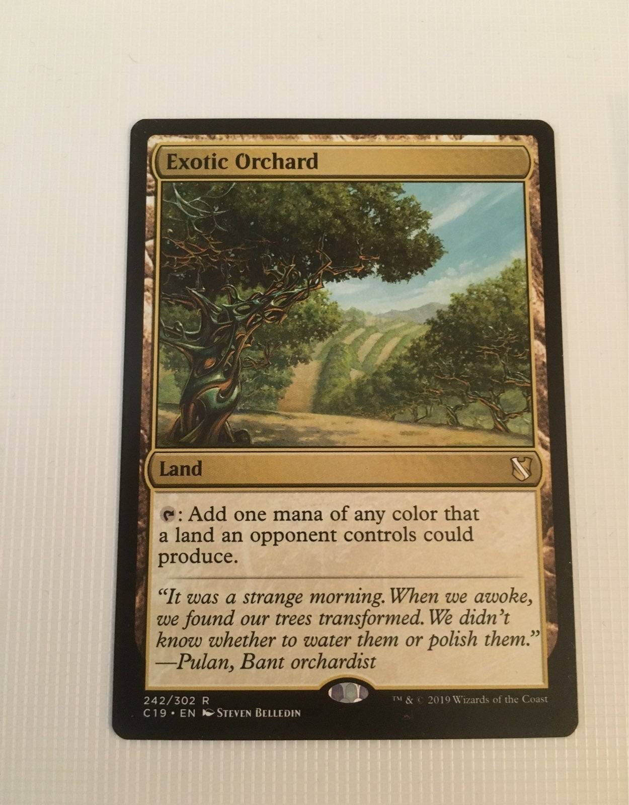 Fabled Passed Exotic Orchard lot