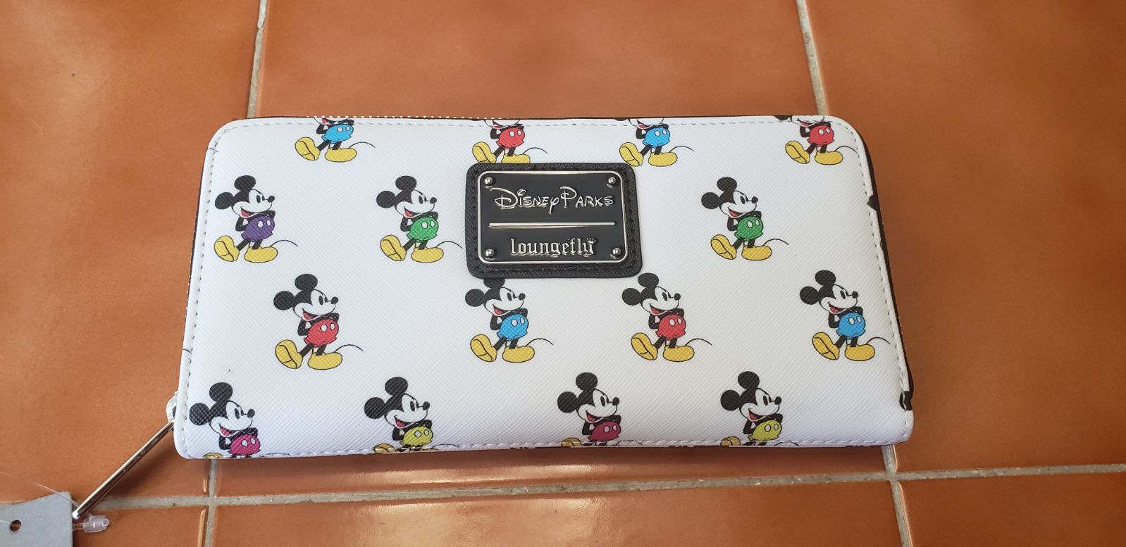 Disney Mickey Mouse Loungefly Wallet