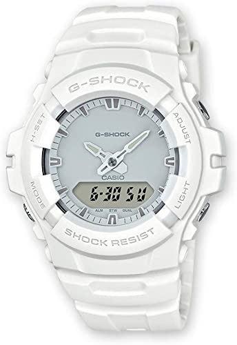 casio G-Shock womens white g100cu-7a