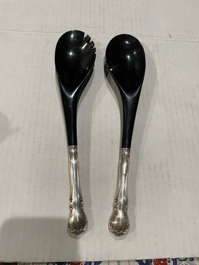 Towle Sterling Silver Handle Serving Set
