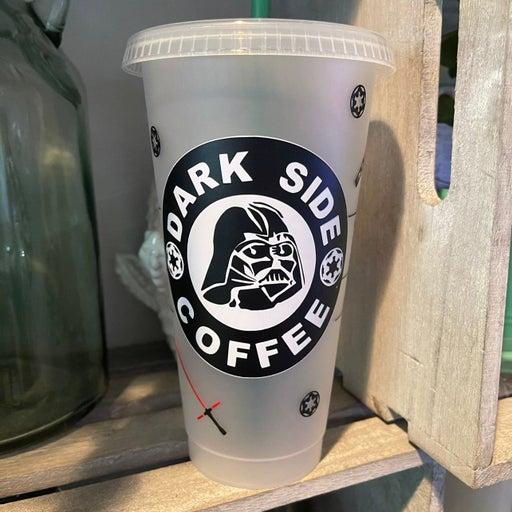 Star Wars Dark Side Starbucks Coffee Cup