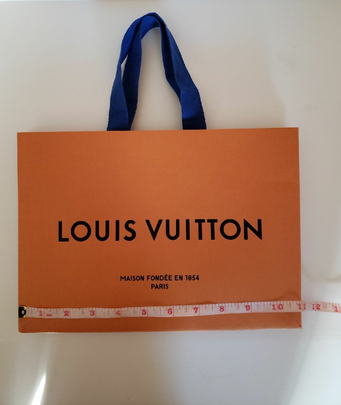 Louis Vuitton Shopping Bag Size Small