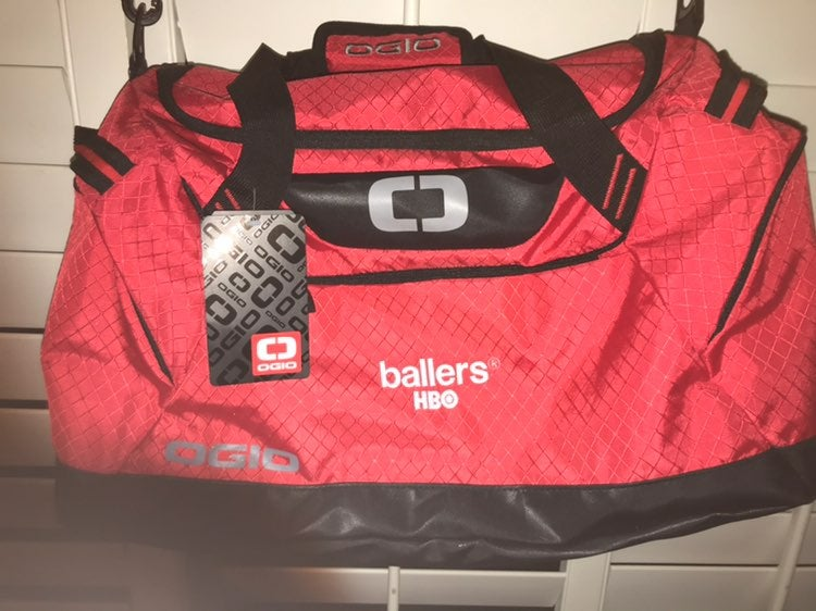 """NWT Ogio Limited Edition """"Ballers/HBO""""Gy"""