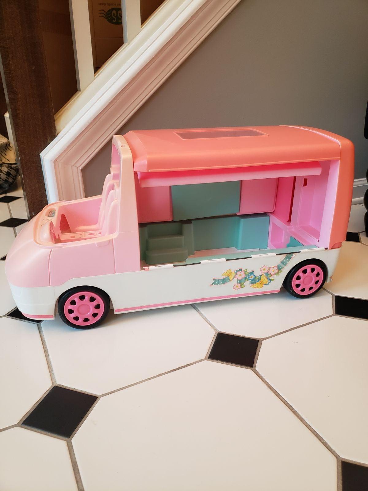 Barbie 1996 RV Maxi-Camper Motorhome