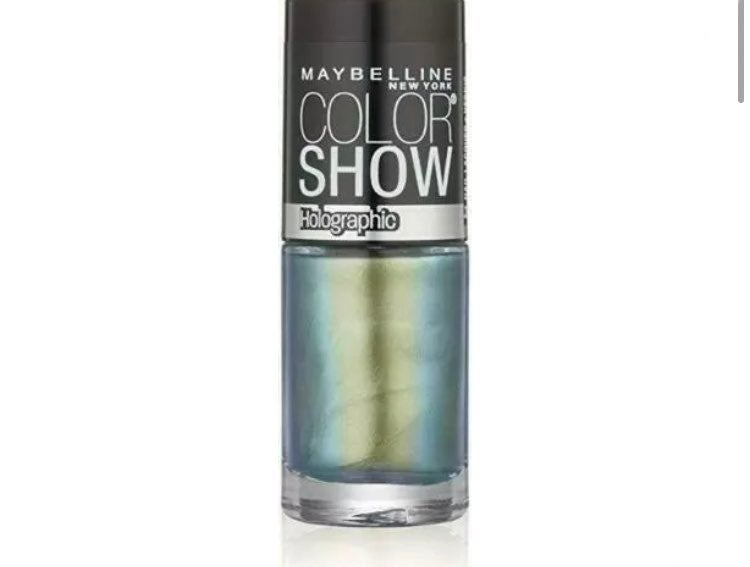 Color show holographic nail polish