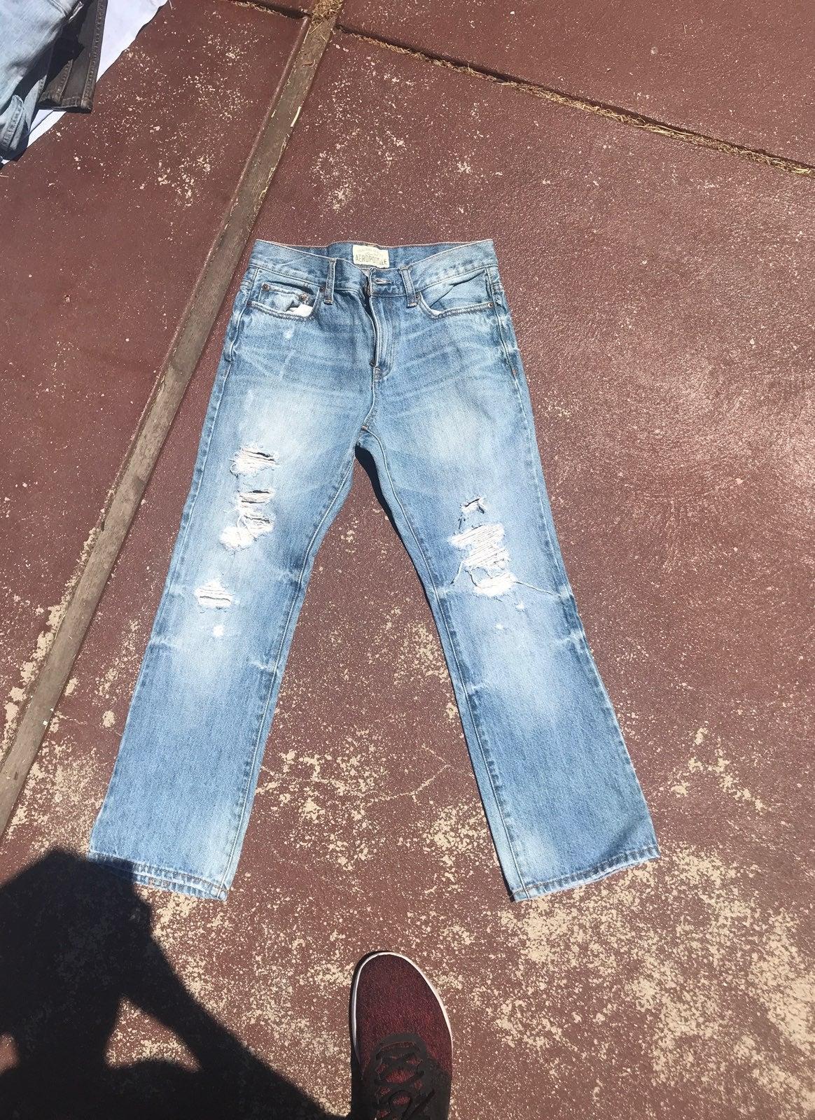 Aeropostale Jeans Women's 28x28 Slim