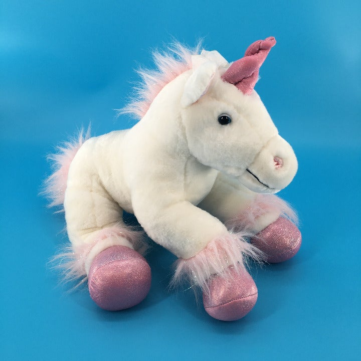 Build A Bear Workshop BABW Pink Unicorn