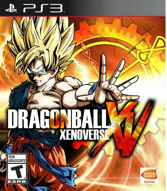 Dragonball Xenoverse PlayStation 3