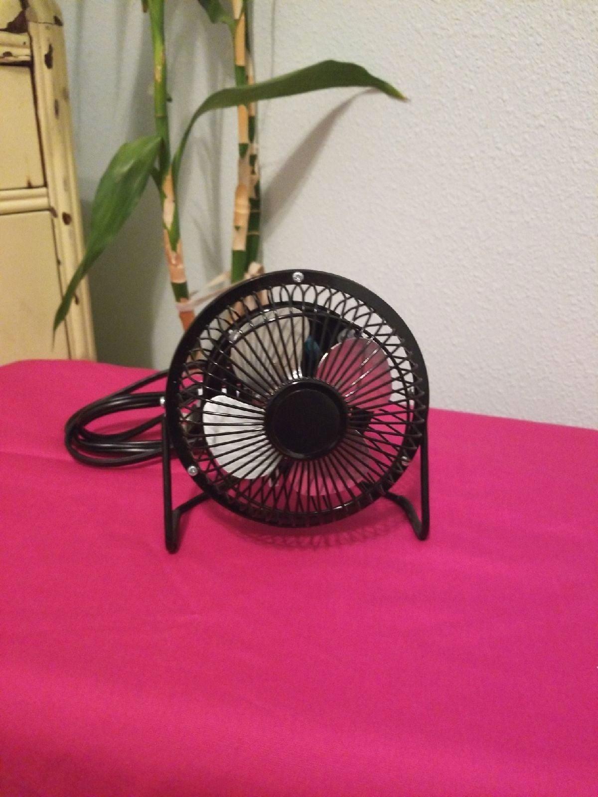 Intertek High Velocity Mini Fan
