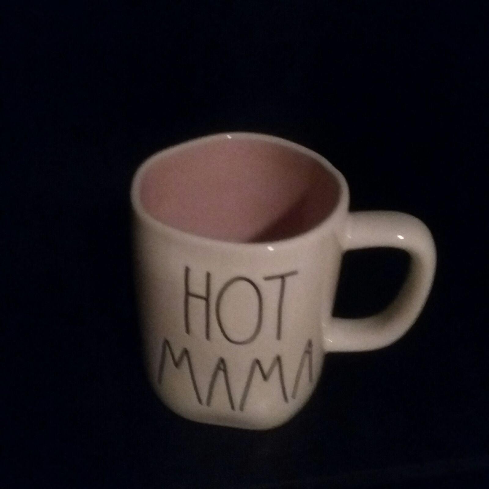 Rae Dunn Hot MAMA Mug