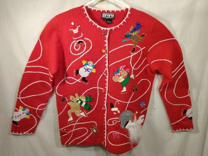 Berek 2 by Takako Sakon Vintage Sweater
