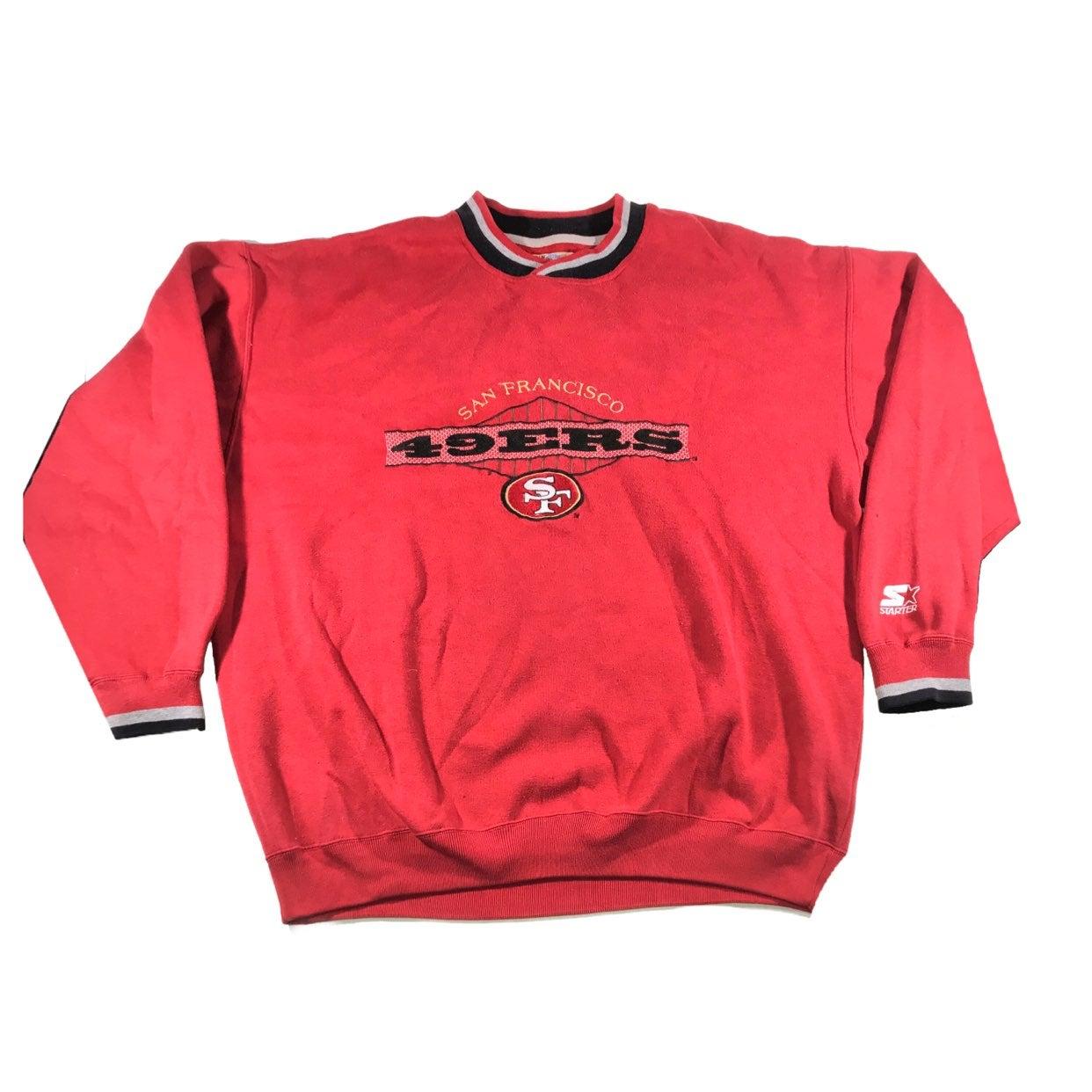 Vintage San Francisco 49ers sweater