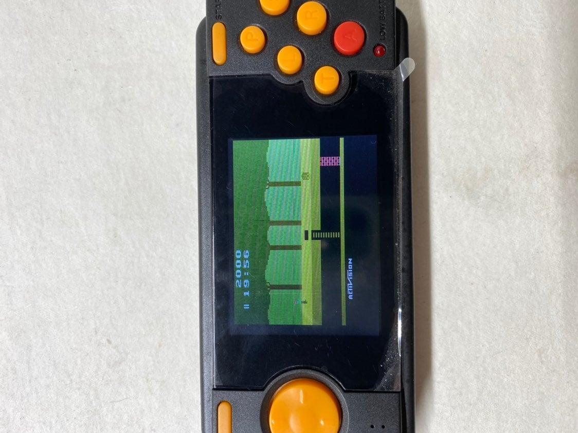 Atari electronic game handheld