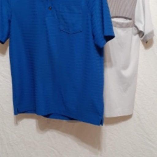 Menˋs Combo Set of Golf Shirts Sz M
