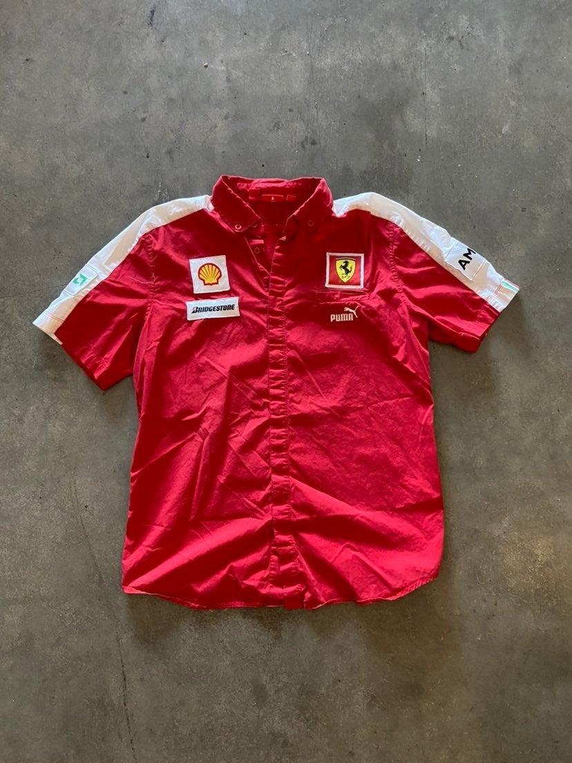 Ferrari Racing Shirt by Puma