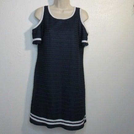 Madison Leigh Cold Shoulder Dress