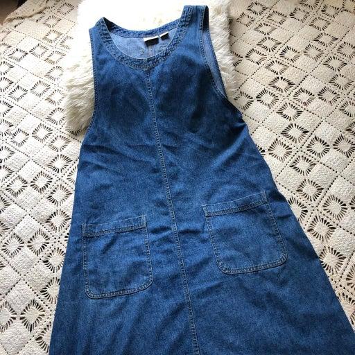 Crossroad Women's Dress Sz L