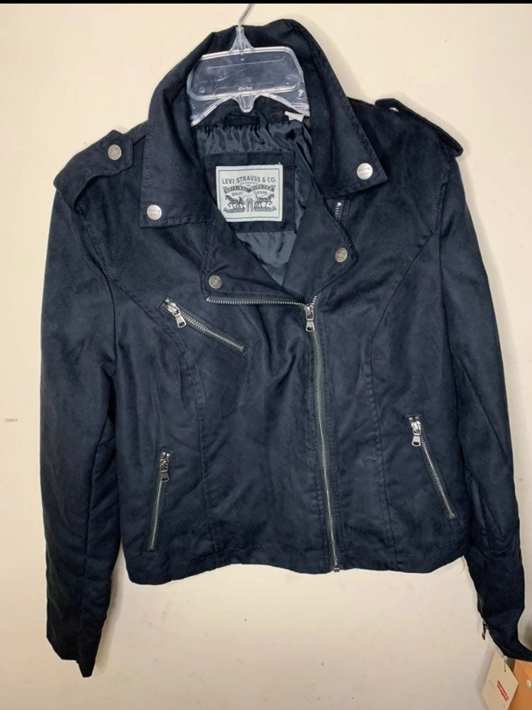 Womens Levis Motto Jacket NWT