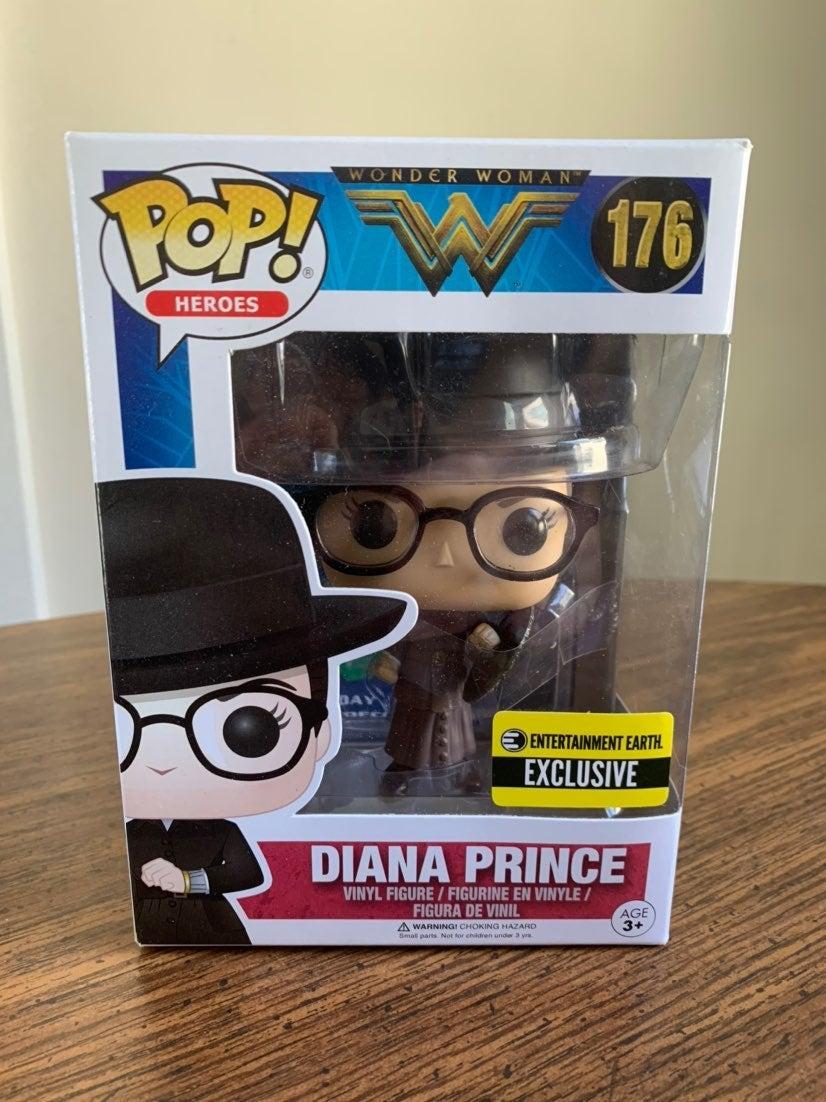 Diana Prince Funko Pop