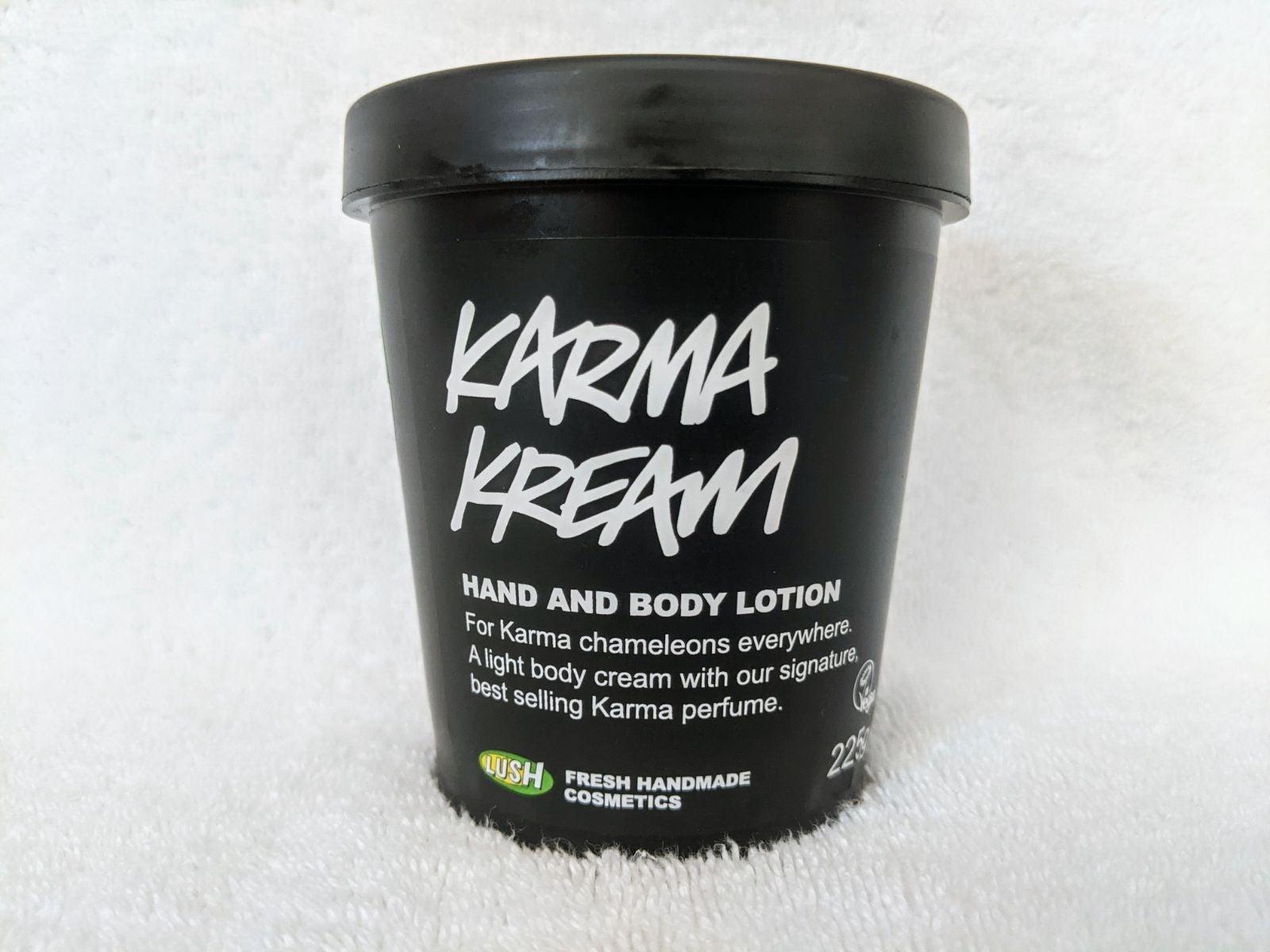 Lush Karma Kream