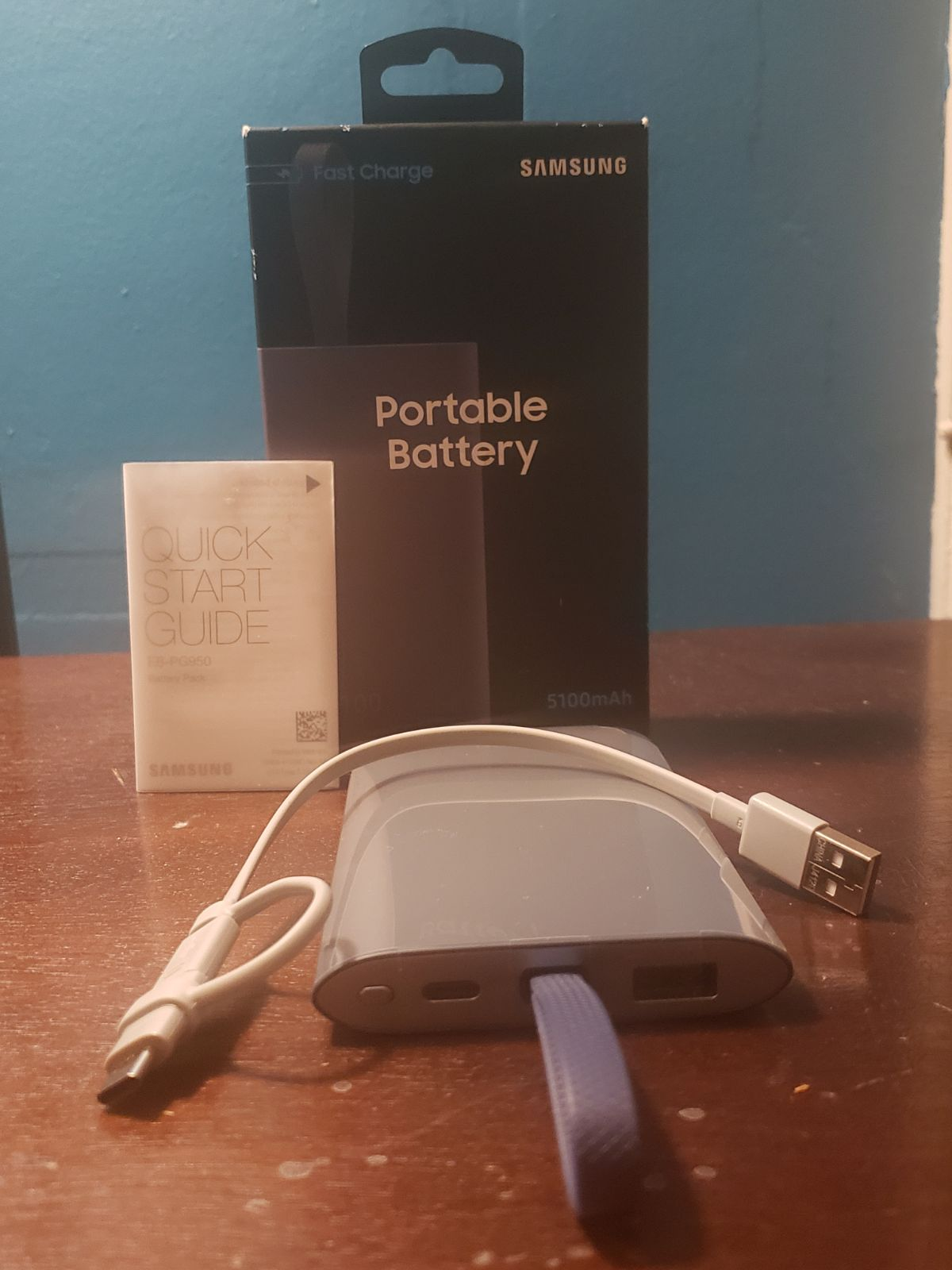 Samsung Fast Charger Battery Pack