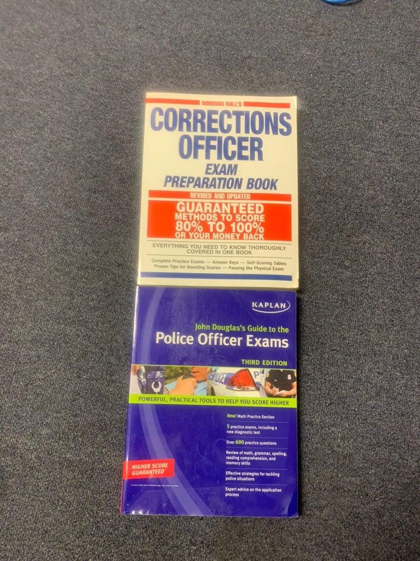 Law Enforcement Training Books