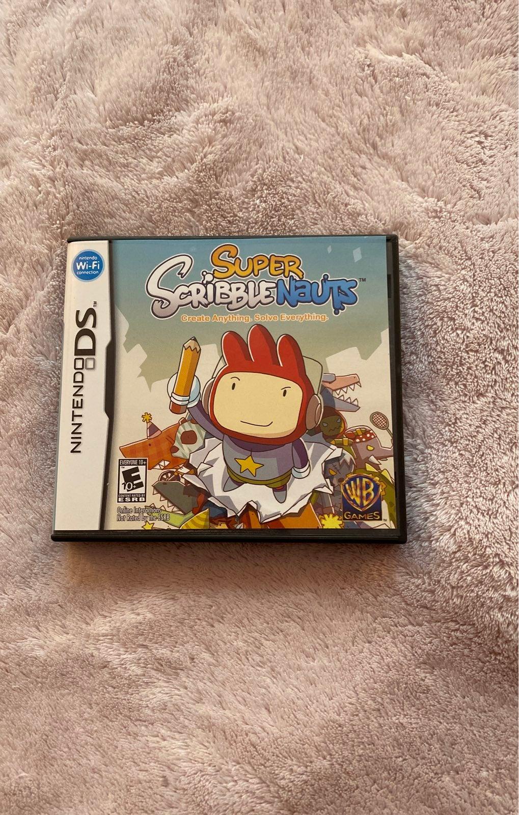 Super Scribblenauts on Nintendo DS