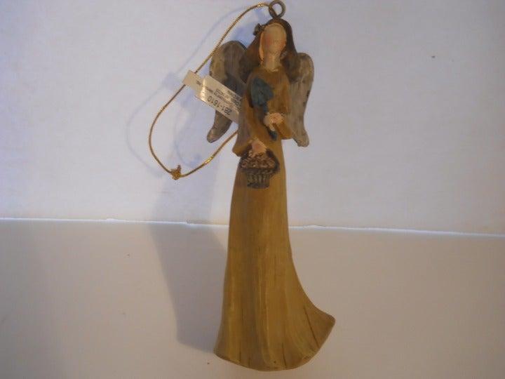 Angel Ornament No Face Menard Inc Xmas