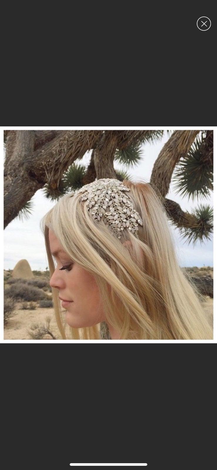 Untamed Petals Lori Bridal Headband