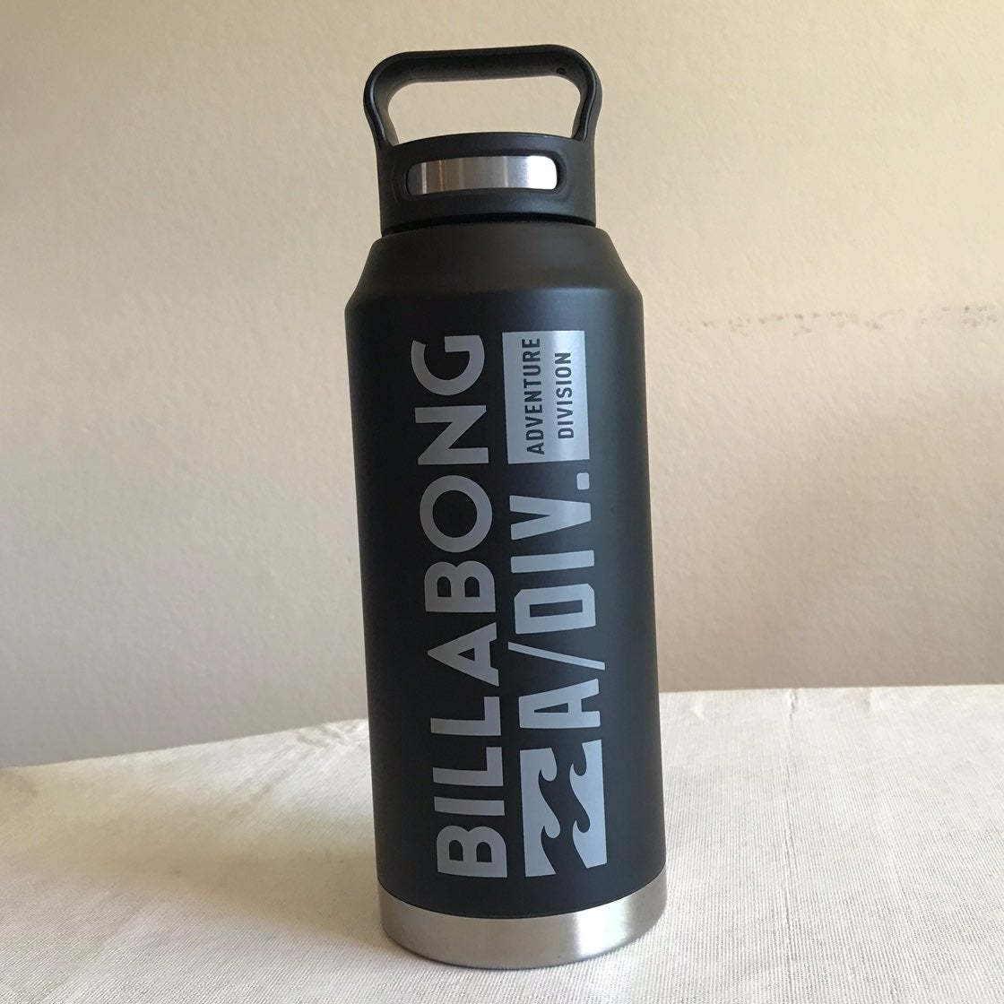 Billabong 32oz Stainless Water Bottle