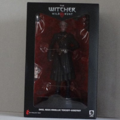 Witcher III Wild Hunt Vampire Regis