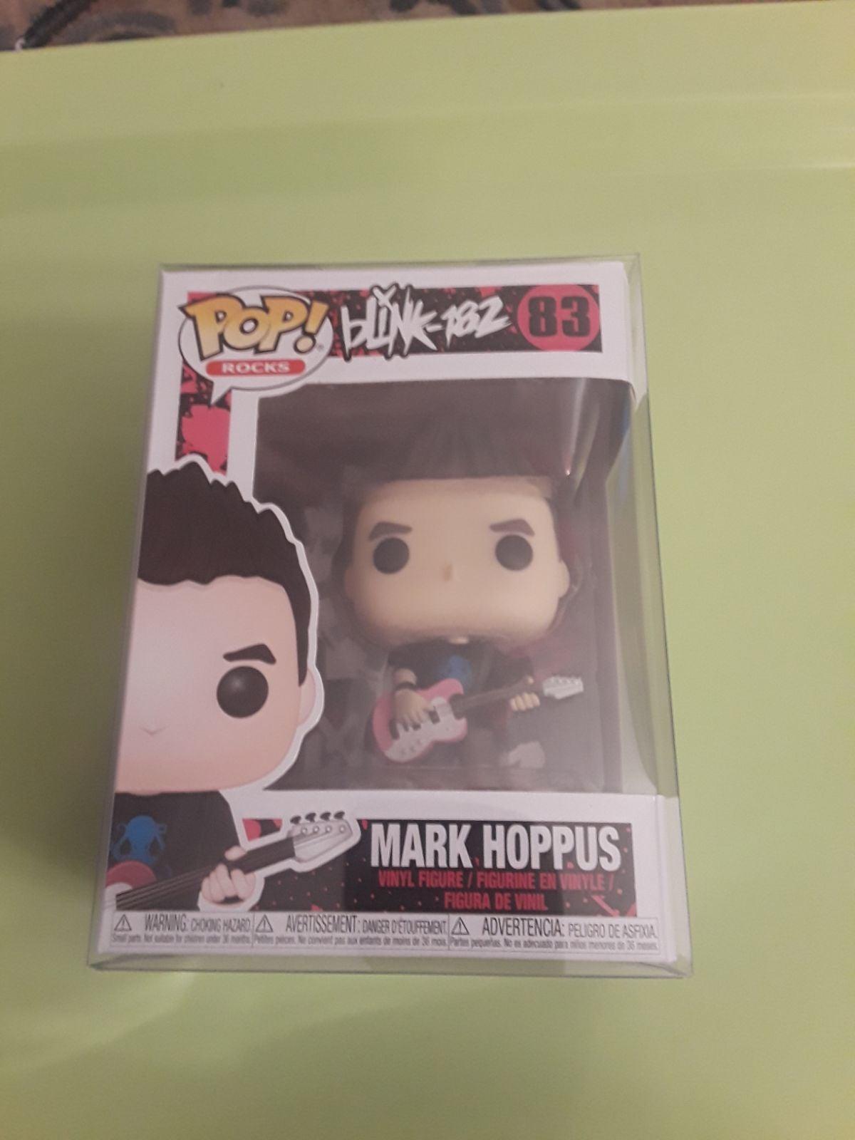 Blink 182 Mark Hoppus Funko pop