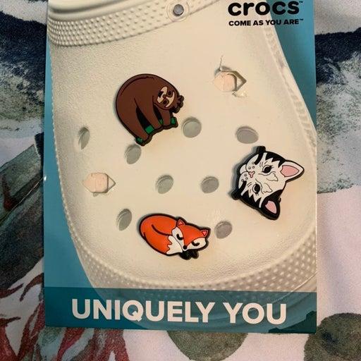 croc charms