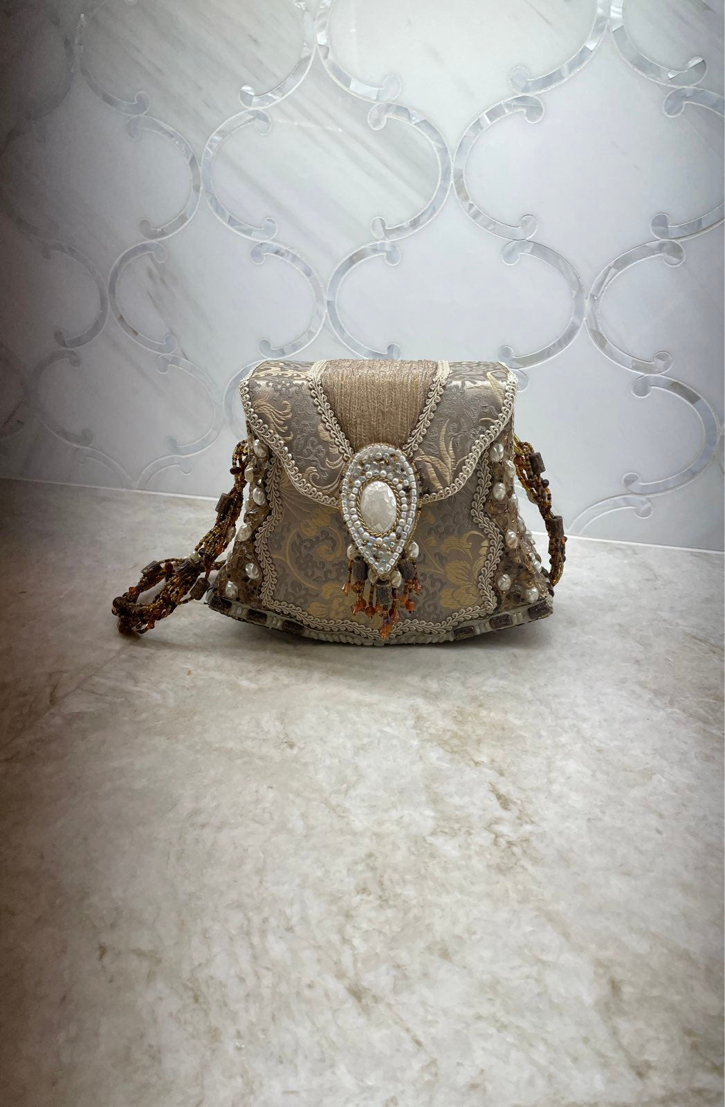 Mary Frances Bag