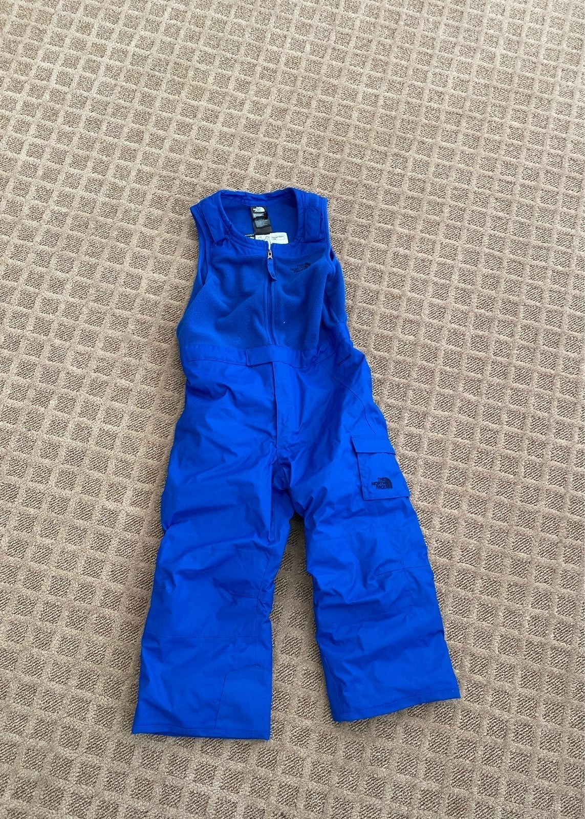 The North Face  ski Snow Pants bibs size